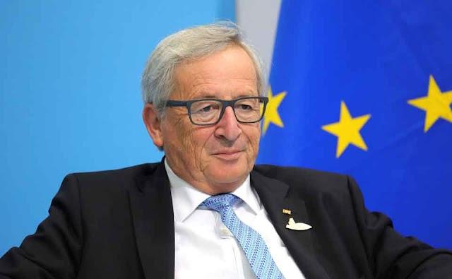 EU-Kommissionspräsident Juncker besucht Mazedonien