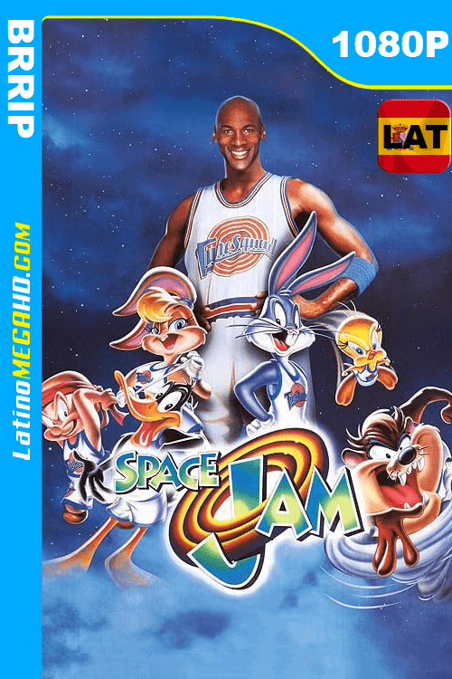 Space Jam (1996) Latino HD BRRIP 1080P ()