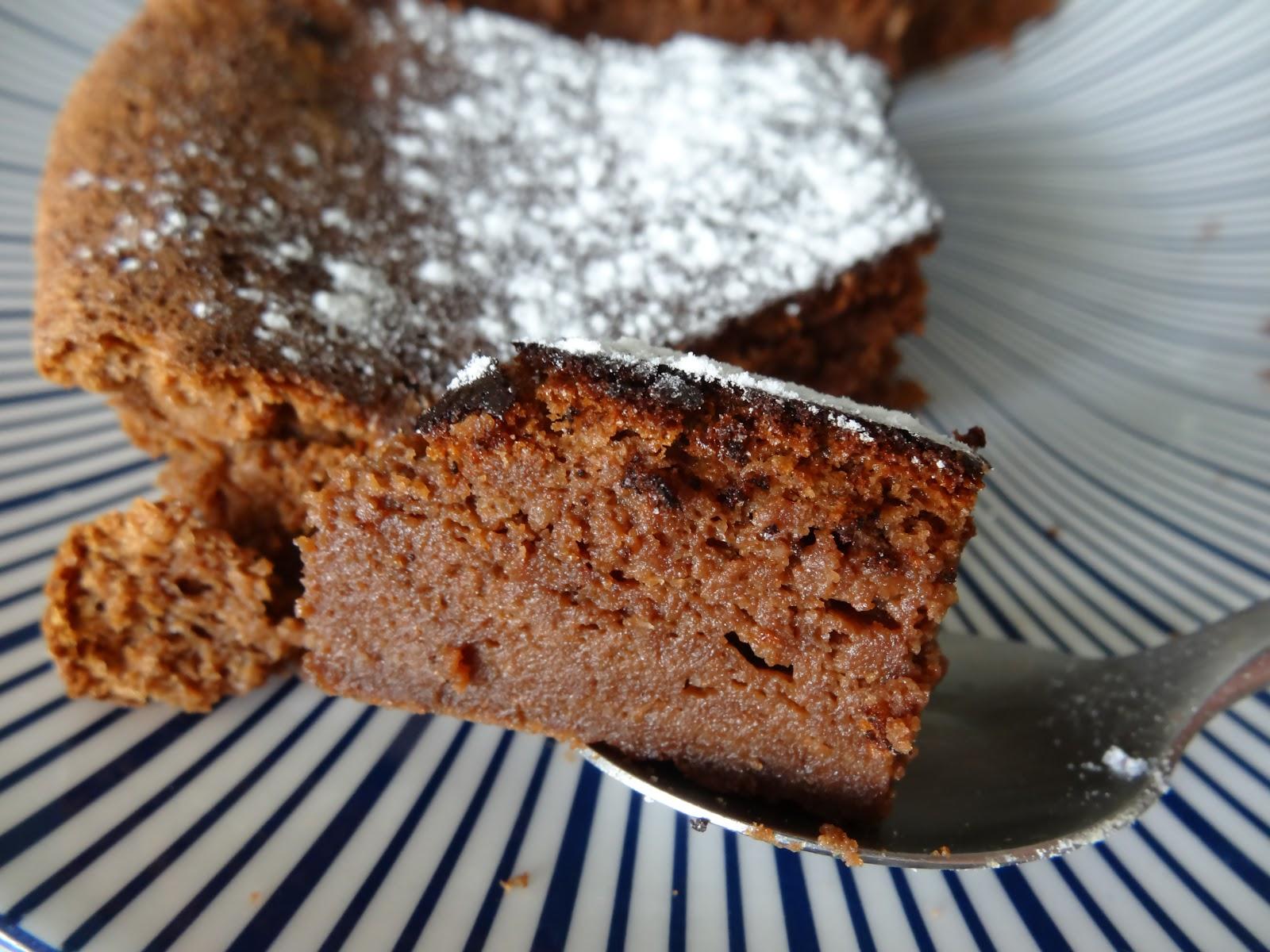 Ca Demenage En Cuisine Gateau Chocolat Fondant Sans Beurre