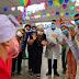Menina recebe alta após dois meses internada no Hospital da Criança da Zona Oeste