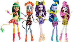 TODO MONSTER HIGH DOLL