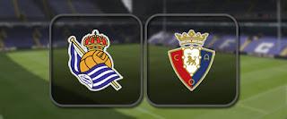 Real Sociedad vs Osasuna en Vivo ver ONLINE
