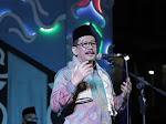 Kunjungi Ponpes Darul Ma'arif, Wamenag Jalani Protokol Kesehatan