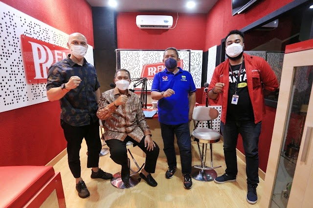 Masih Pandemi, Oded- Yana Tetap Berkomitmen Mendukung Penuh Konsep Smartcity Kota Bandung