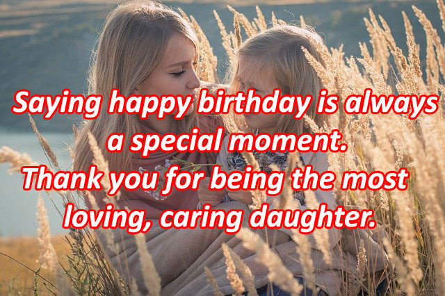 Happy Birthday to my Daughter with Images