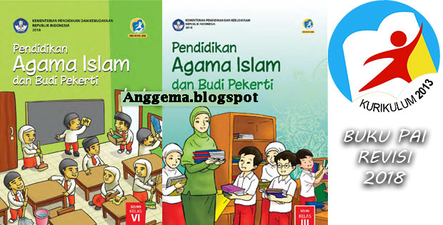 Download Free Buku PAI SD/MI Kurikulum 2013 Revisi 2018