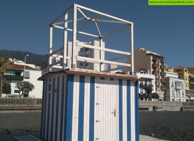 El PP denuncia que la playa se queda desde hoy sin socorristas por la desidia del gobierno municipal