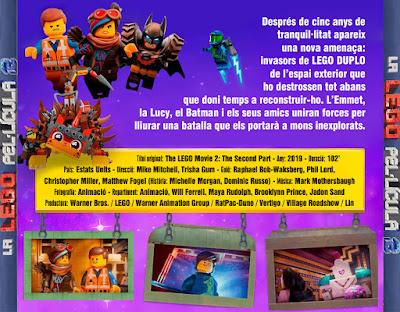 La LEGO pel·lícula 2 - [2019]