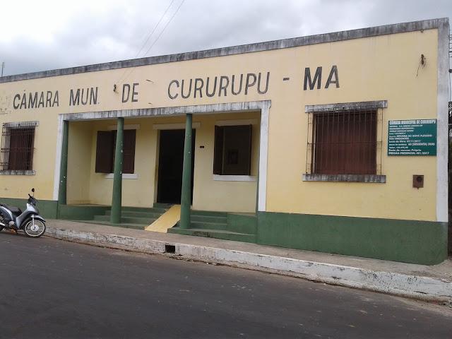 Resultado de imagem para camara de vereadores de Cururupu