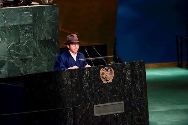 Diplomático ecuatoriano Diego Tituaña es nombrado World Fellow en la Universidad de Yale