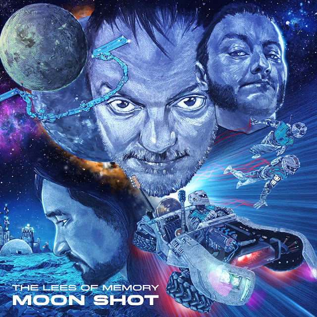 The Lees of Memory - Moon shot (2020)