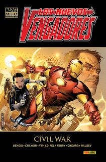 Los nuevos Vengadores Civil War