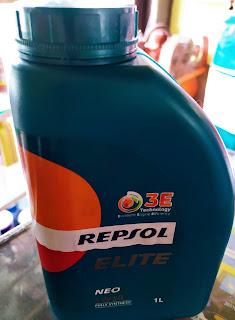 Spesifikasi Oli Repsol Elite Neo 5W-30
