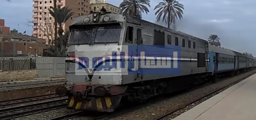 مواعيد القطارات من اسيوط الى سوهاج
