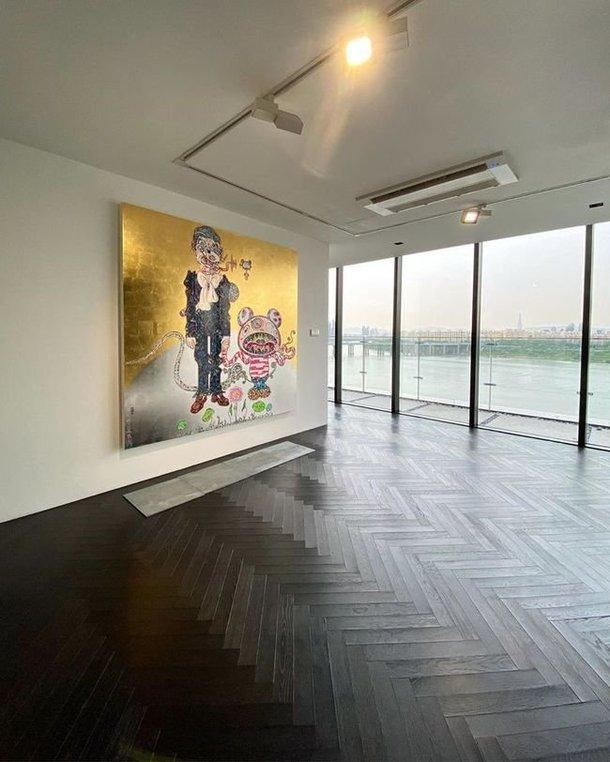 TOP evindeki tabloyu gösterdi