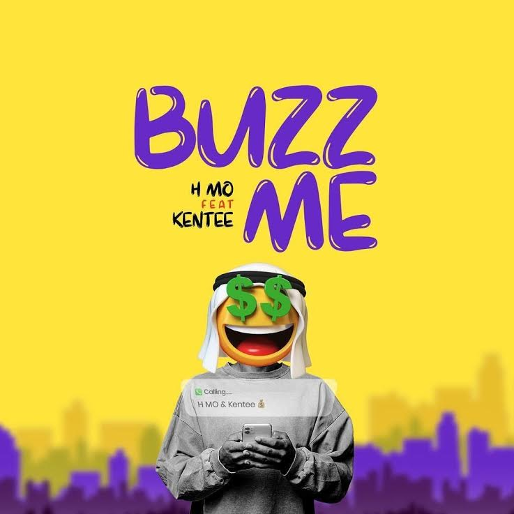 "[VIDEO]: H'mo & Kentee – ""Buzz Me"" #Arewapublisize"