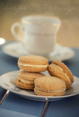 Gluten Free Afternoon Tea and Biscuits