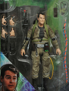 Diamond Select Ghostbusters Quittin Time Ray Action Figure