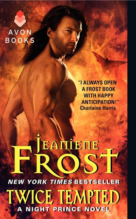 Book Review: Twice Tempted (Night Prince #2) by Jeaniene Frost | About That Story