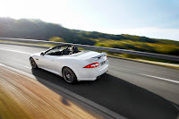 2011 Jaguar XK R S official image photo picture press media high performance cabrio cabriolet open-top latest generation model original