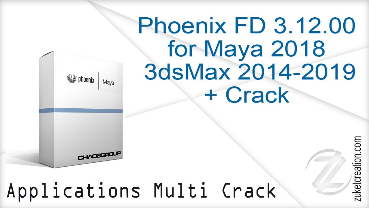 phoenix fd maya crack