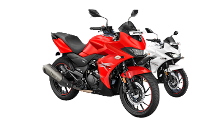 New Hero Xtreme 200S BS6 powered by a 199.6cc engine ,Arrives In Showroom