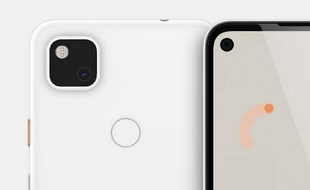 Pixel 4a Front Camera Specs