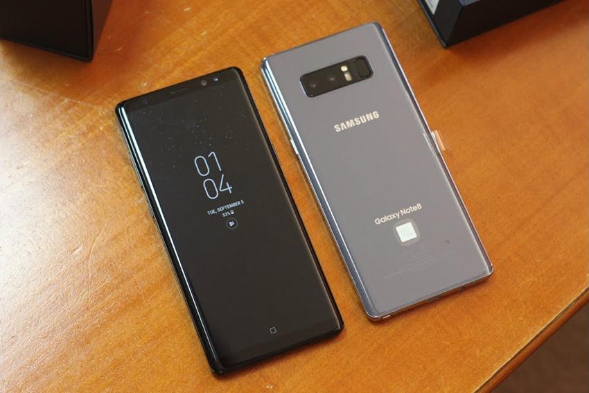 Samsung Galaxy Note8 SM-N950U Sprint Price