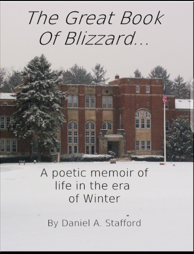 The Great Book Of Blizzard || Daniel A. Stafford.