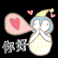PoRoTo Penguin (Chinese)