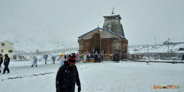 केदारनाथ मंदिर, Kedarnath Mandir