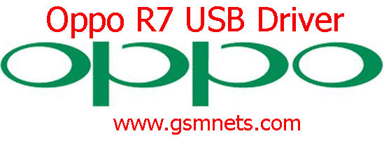 Oppo R7 USB Driver Download