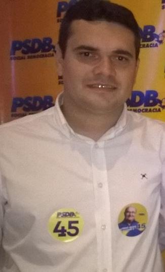 Professor Jeffinho emite nota sobre sua saída do PSDB