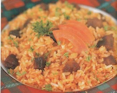 Nasi Goreng Lidah Sapi Spesial