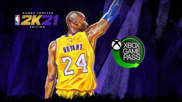 NBA 2K21 Coming to Console Xbox Game Pass in March