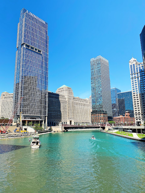 Chicago Riverwalk 2020  - Tori's Pretty Things