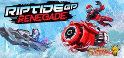 لعبة Riptide GP:Renegade الرياضية
