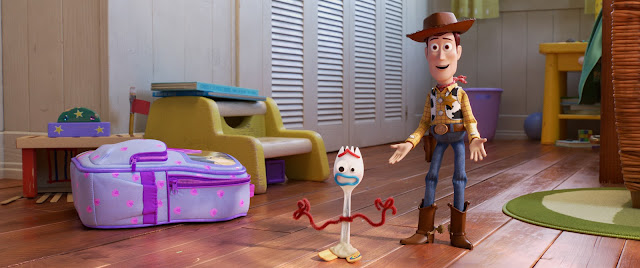 Review | Toy Story 4 | 2019