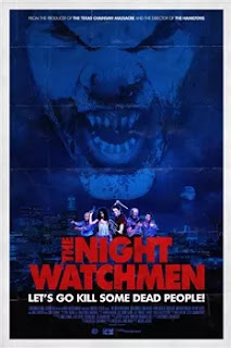 Download Film The Night Watchmen (2017) Full Movie