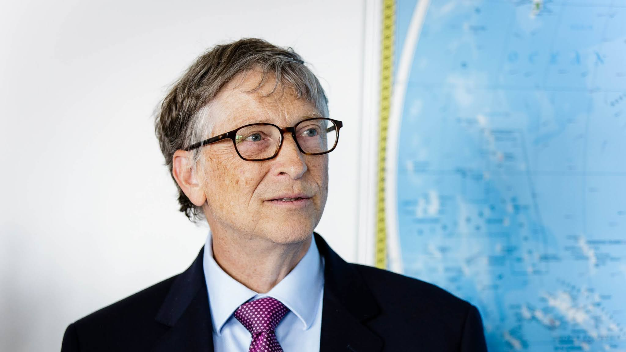 Bill Gates says that Bitcoin is bad for the planet.