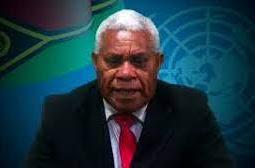 Inilah Isi Pidato Perdana Menteri Vanuatu, Bob Loughman Saaat Berbicara di Debat Umum PBB ke 75