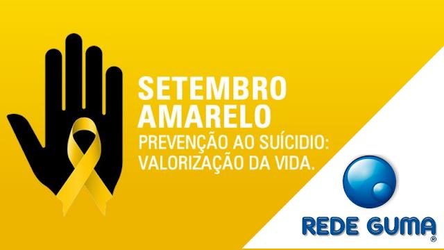 Rede Guma exibe conteúdo sobre a prevenção ao suícidio