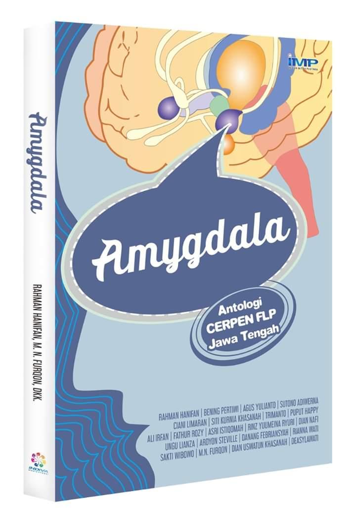 Buku Baru: Kumcer Amygdala