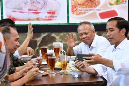 """Keputusan Jokowi Soal BPJS Dan Listrik Diibaratkan """"Anak Kelaparan Bapak Makan Di Restoran"""""""