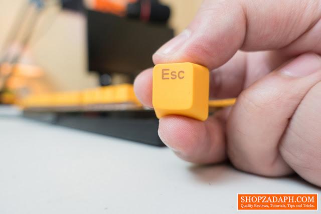 orange keycaps