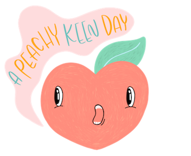 A Peachy Keen Day