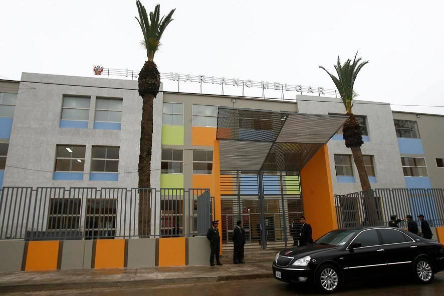 Colegio MARIANO MELGAR - Breña