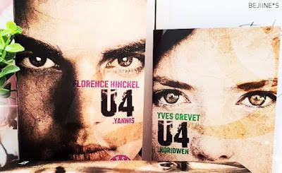 Livres : U4 - La série évènement