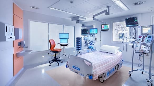 2200 new beds added in the Critical Care units across the Kingdom