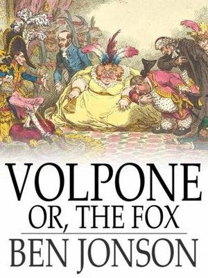 Volpone Play by Ben Jonson PDF Free Download